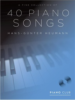 Piano Club: A Fine Selection Of 40 Piano Songs Buch | Klavier