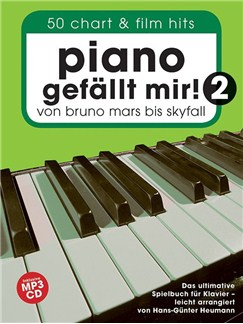 Piano Gefallt Mir: 2 Buch/CD Books and CDs | Piano