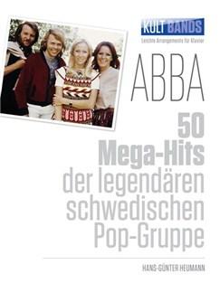 Kult Bands: ABBA - 50 Mega-Hits (PV) Books | Piano & Vocal
