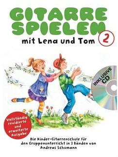 Gitarre Spielen Mit Lena Und Tom - Band 2 (Book/CD) (German) Books and CDs | Guitar