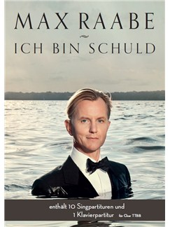 Max Raabe: Ich Bin Schuld (TTBB/Piano) Books | TTBB, Piano Accompaniment