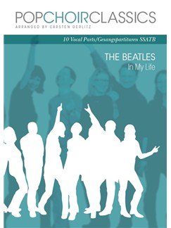Pop Choir Classics: The Beatles - In My Life (SSATB) Buch | SATB (Gemischter Chor)