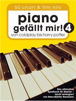 Hans-Günter Heumann: Piano Gefällt Mir! - Book 4 Books | Piano