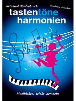 Reinhard Wiedenbruch: Tasten Töne Harmonien Libro |