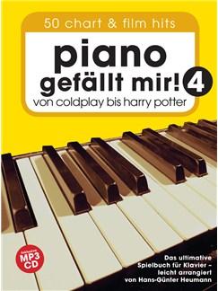 Hans-Günter Heumann: Piano Gefällt Mir! - Book 4 (Book/CD) CD y Libro | Piano, Voz y Guitarra