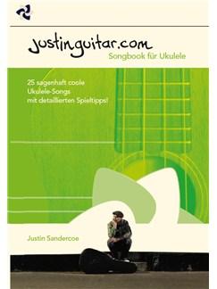 Justinguitar.com: Ukulele Songbook (German Edition) Buch | Ukulele