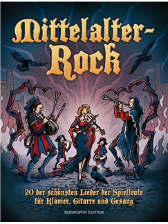 Mittelalter-Rock Books | Piano, Vocal & Guitar
