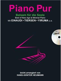 Hans-Günter Heumann: Piano Pur - Balsam Für Die Seele (Book/CD) Books and CDs | Piano