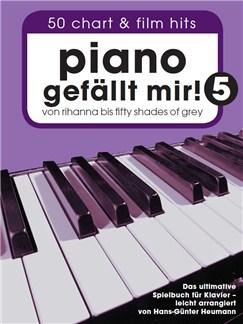 Hans-Günter Heumann: Piano Gefällt Mir! - Book 5 Books | Piano