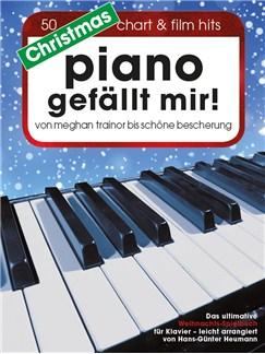 Hans-Günter Heumann: Christmas Piano Gefällt Mir! Buch | Einfaches Klavier