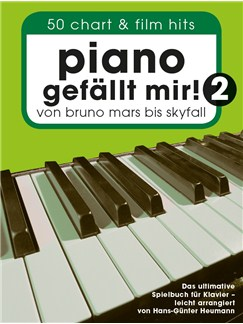 Piano Gefällt Mir! - Book 2 (Spiral Bound) Buch | Einfaches Klavier