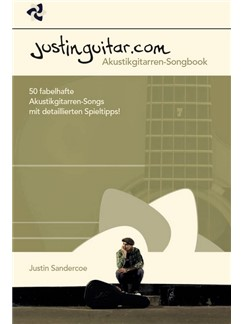 Justinguitar.com Das Akustikgitarren-Songbook Books | Guitar, Guitar Tab