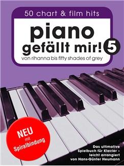 Hans-Günter Heumann: Piano Gefällt Mir! - Book 5 (Spiral-Bound) Books | Piano