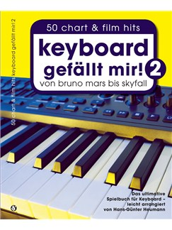 Hans-Günter Heumann: Keyboard Gefällt Mir! - Book 2 Books | Keyboard