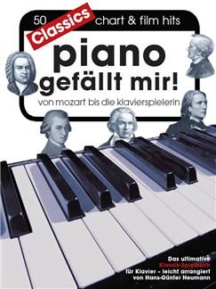 Hans-Günter Heumann: Piano Gefällt Mir! Classics Buch | Klavier