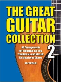 Ralf Riewald: The Great Guitar Collection 2 Buch | Gitarre