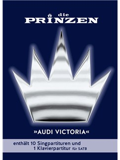 Die Prinzen: Audi Victoria (SATB Choir) Books | SATB, Piano Accompaniment