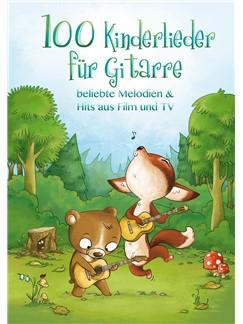 100 Kinderlieder Für Gitarre Buch | Gitarre