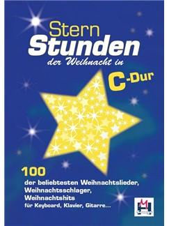 Sternstunden Der Weihnacht In C-Dur Buch | Melodielinie, Text & Akkorde