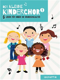 Der Kleine Kinderchor: Band 1 (Singpartitur) Books | 2-Part Choir, SA