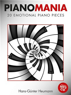 Pianomania: 20 Emotional Piano Pieces (Buch/CD) Buch und CD | Klavier