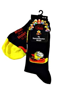 Mozart Duck Socks, Size 35-38 (EU) / 2-5 (UK)  |