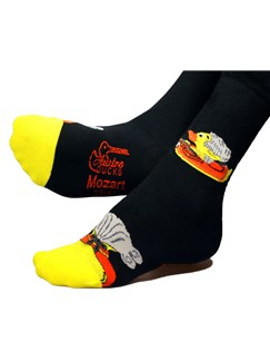 Mozart Duck Socks, Size 43-45 (EU) / 9-11 (UK)  |