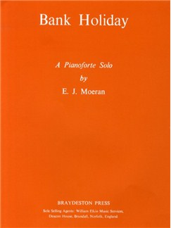 E. J. Moeran: Bank Holiday Books | Piano