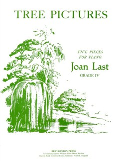 Joan Last: Tree Pictures Books | Piano