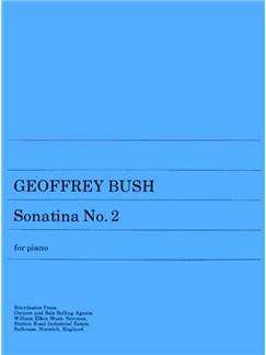 Geoffrey Bush: Sonatina No.2 Books | Piano