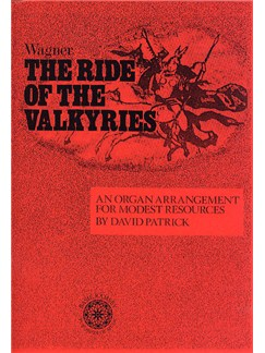 Richard Wagner: The Ride Of The Valkyries (Organ) Books | Organ