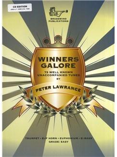 Winners Galore - Horn In F/Horn In E Flat/E Flat Bass (Book/CD) Books and CDs | Horn, Tuba