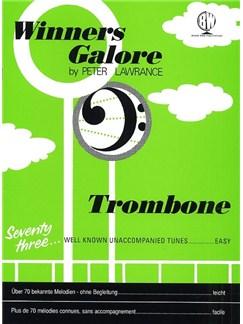 Winners Galore For Trombone (Bass Clef) Books | Trombone