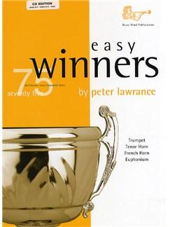 Easy Winners (Horn In F/Horn In E/ Tuba) Books and CDs | Horn, Tuba