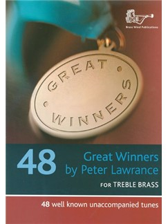 Arr. Peter Lawrance: Great Winners For Treble Brass Books | Trombone
