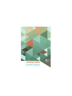 Arr. Peter Lawrance: Winning Matrix For Horn In F Books | French Horn