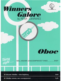 Peter Lawrance: Winners Galore For Oboe Books | Oboe