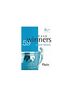 Easy Winners For Flute (Book Only) Books | Flute