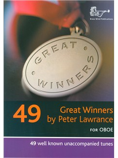 Arr. Peter Lawrance: Great Winners For Oboe Books | Oboe