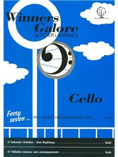 Arr. Peter Lawrance: Winners Galore For Cello Books | Cello