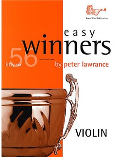 Easy Winners Books | Violin