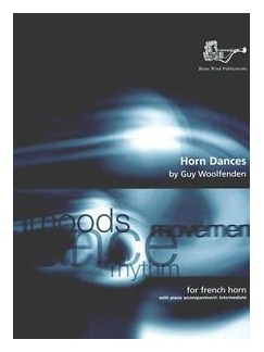 Guy Woolfenden: Horn Dances Books | Horn, Piano Accompaniment