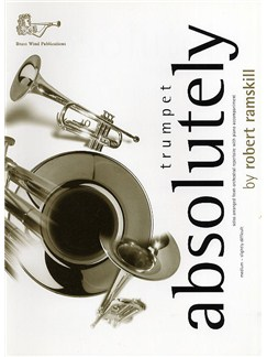 Absolutely Trumpet Books | Trumpet (with optional second part), Piano Accompaniment