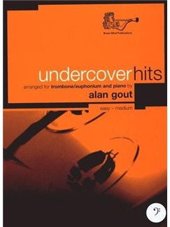 Undercover Hits (Trombone Treble Clef) (Book Only) Books | Trombone, Piano Accompaniment