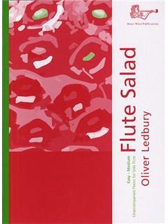 Oliver Ledbury: Flute Salad Books | Flute