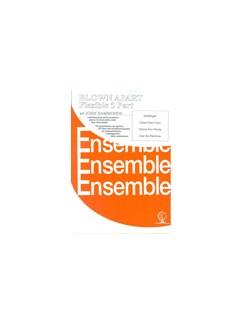 Blown Apart (Flexible Five Part Wind Ensemble) Books | Brass Ensemble, Wind Ensemble