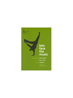 Let's Face The Music (E Flat Horn) Books | Tenor Horn, Piano Accompaniment