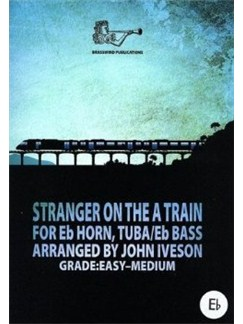 Arr John Iveson: Stranger On The A Train For Eb Horn/Tuba/Eb Bass Books | Tuba, Piano Accompaniment, French Horn