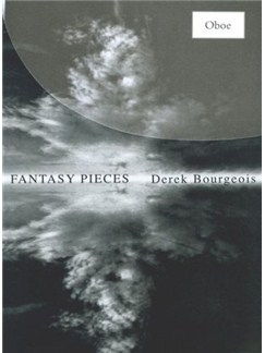 Derek Bourgeois: Fantasy Pieces For Oboe Books | Oboe, Piano Accompaniment