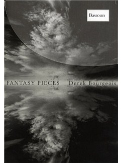 Derek Bourgeois: Fantasy Pieces For Bassoon Books | Bassoon